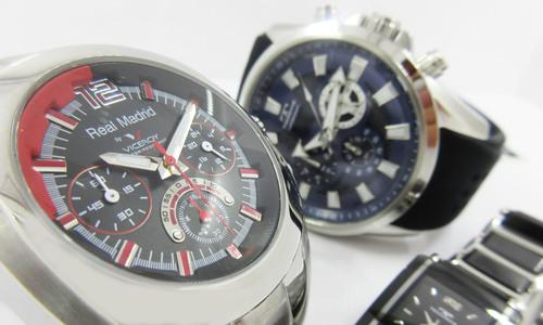 時計の種類トップ画像
