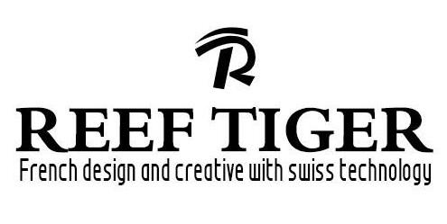 ReefTigerのロゴ