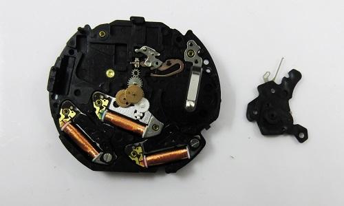 時計分解の様子2