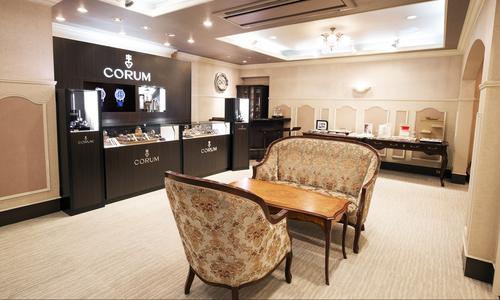 宝石 メガネ 時計 ハナジマの店内画像2