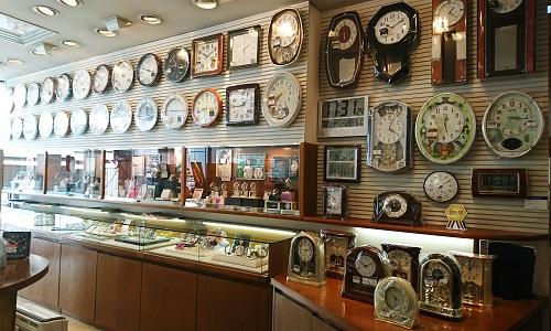 キクチ時計店の店内画像3