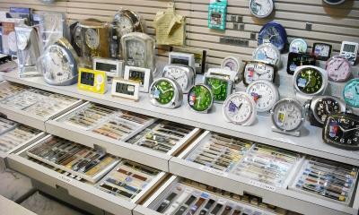 諫早市にあるイノウエ時計店の置時計画像