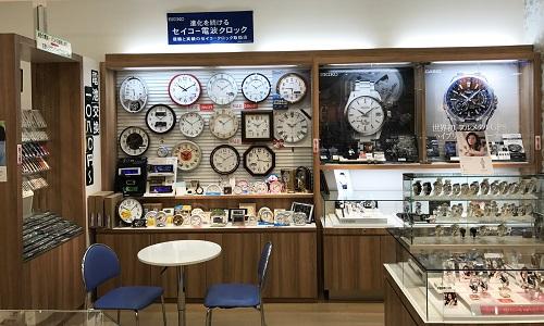 ヴェルム蟹江店の店内画像