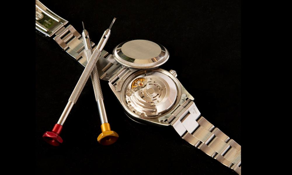 田島時計店の取り扱いハミルトン画像