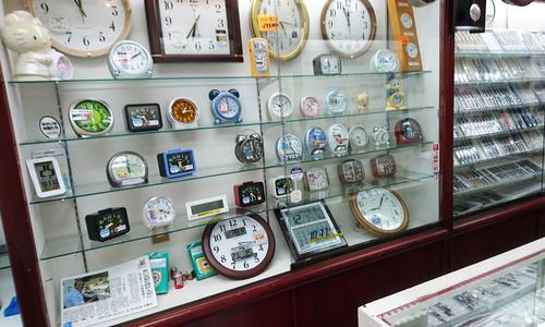 比嘉時計メガネ店の画像4