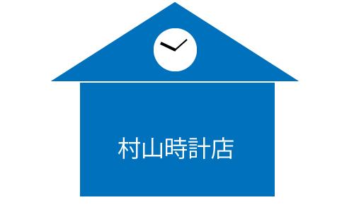 村山時計店の画像