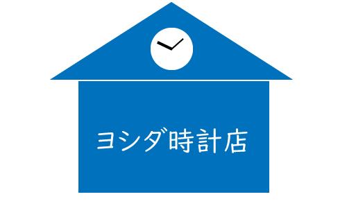 ヨシダ時計店の画像