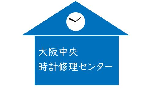 大阪中央時計修理センターの画像
