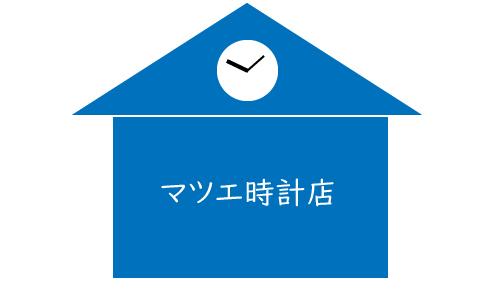 マツエ時計店の画像