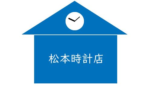 松本時計店の画像