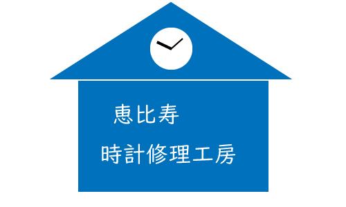 恵比寿時計修理工房の画像