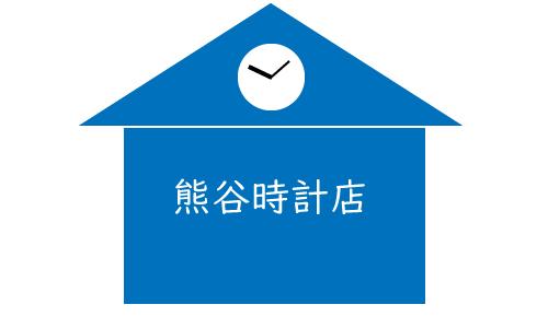 熊谷時計店の画像