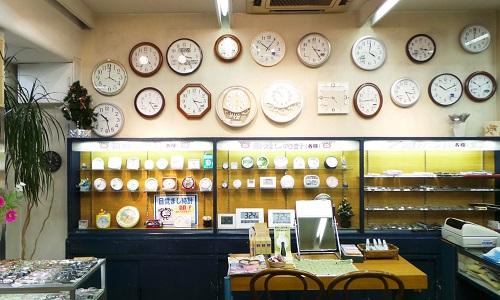 マルイ時計メガネ店の画像3