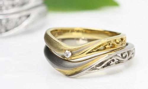 ジュエリーマーノの指輪