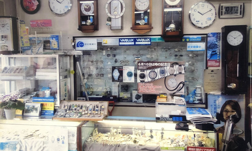 メグロ時計店画像2