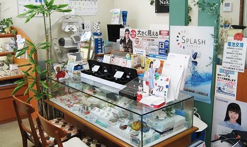 ナカダ時計店の商品画像