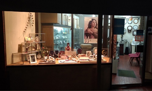 万野時計メガネ店の画像2